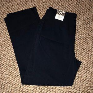 🆕 Dana Buchman straight mid rise pants size small
